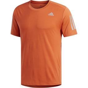 Exclusiva Playera adidas Orange Camo Climacool Tee 2xl Xxl