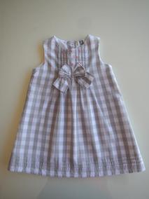 Vestido Festa Carters Bebê Menina 6 9 Meses Carter