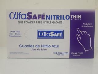 Guantes De Nitrilo.. 15v