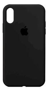 Capa Capinha Silicone Case Para iPhone X / Xs