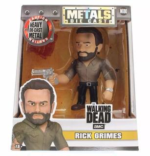 Jada The Walking Dead Rick Grimes Metal Dc