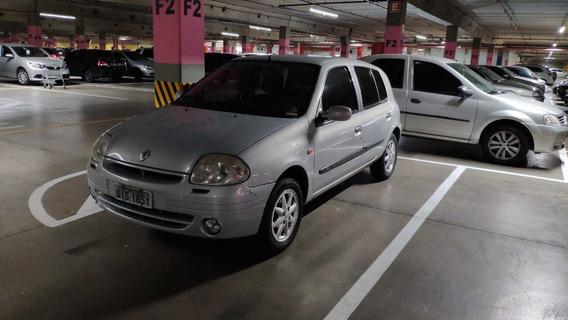 Clio Rt 1.6 2003. Completo