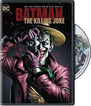 Imagen 1 de 1 de Batman: The Killing Joke Batman: The Killing Joke Eco Dvd