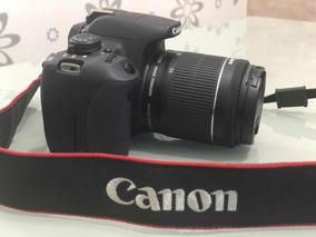 Câmera Cânon T5i Super Nova Com Alimentador Ac