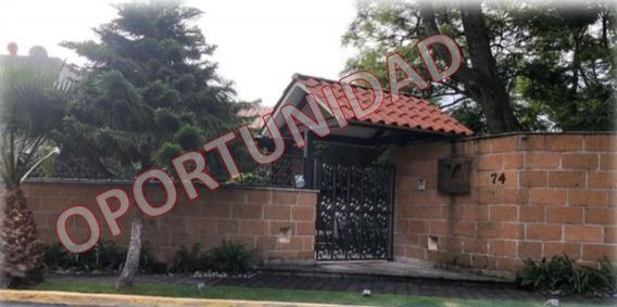 Aprovecha!casa En Recuperación Hipotecaria En Atizapan,edomx