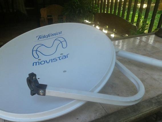 Antena Satelital Movistar Tv