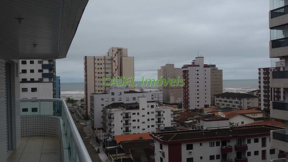 Apartamento Com 2 Dorms, Guilhermina, Praia Grande - R$ 350 Mil, Cod: 803842 - A803842