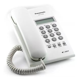 Teléfono Con Identificador De Llamadas Panasonic Kx T7703