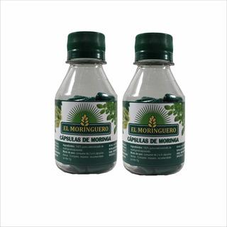 Promoción Cápsulas De Moringa: 2 X 90 U Con Envío Gratis