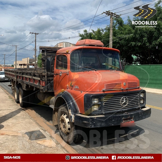 Mercedez Benz 1513 Mb 1513 Carroceria