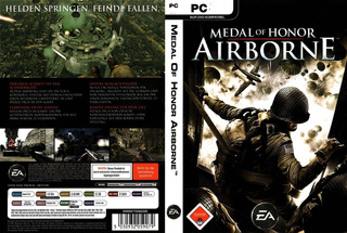 Medal Of Honor Airborne Pc - Steam Key - Entrega Inmediata