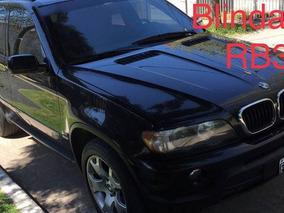 Bmw X5 3.0 Exclusive Blindada Permutra:moto,cuatri,auto,cmnt