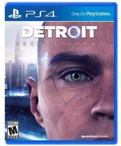 Detroit Become Human - Juego Físico Ps4 - Sniper Game