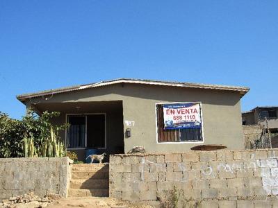 Casa En Venta, Colonia Las Lomitas, Ensenada