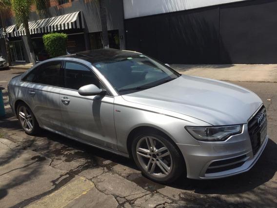 Audi A6 S Line Ta 2013