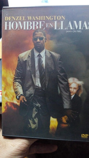 Hombre En Llamas ( Man On Fire) - Denzel Washington