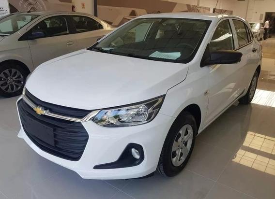 Nuevo Chevrolet Onix 1.2 Ls 12v 90cv Manual 5 Plazas 2020 Jb