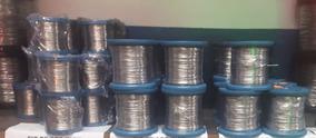 Fio Arame Aço Inox Liga 304l 0,9mm 1ª Linha Aquicompras