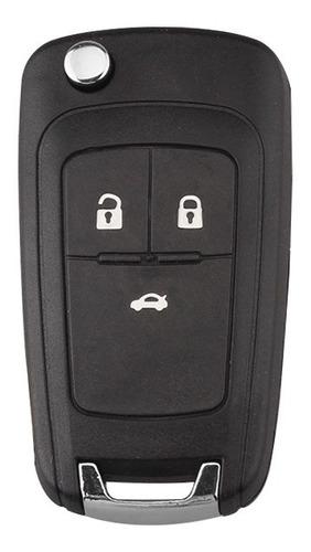 Carcasa 3 Botones Chevrolet Sonic Cruze Onix Tracker