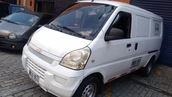 Chevrolet N300 2014 Van