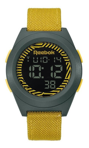 Reloj Reebok Classic Block Party Rc-dbn-g9-pacy-by Hombre