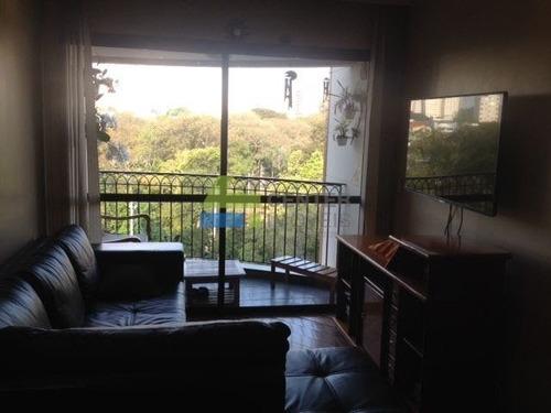 Imagem 1 de 12 de Apartamento - Vila Clementino - Ref: 13651 - V-871648