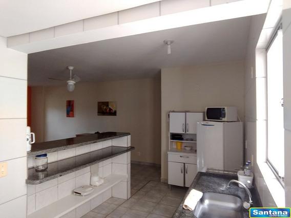 06158 - Apartamento 2 Dorms. (1 Suíte), Belvedere - Caldas Novas/go - 6158