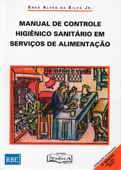 Manual Controle Higienico Sanitario Em Serviços Alimentação
