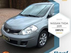 Nissan Tiida 1.8 S 2011 Completo