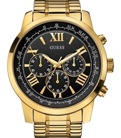 Relógio Masculino Guess Original Garantia Nota 92526gpgdda5