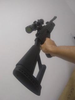 Hatsan Airtact 5.5 Gás Ram De 50 Kg Da Quick Shot