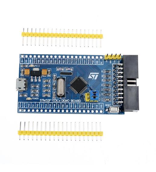 Chip De Micro Controlador Desenvolvimento Boad Stm32f103c8 X