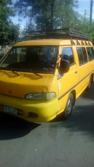Furgón Minibus Hyundai H 100 2.5 Disel