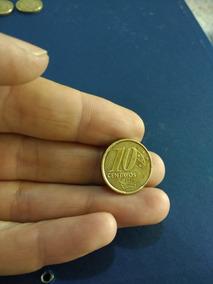 A1754 Moeda 10 Centavos 2001