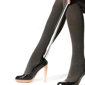 Calçadeira De Sapato Tênis 30cm Aço Inox