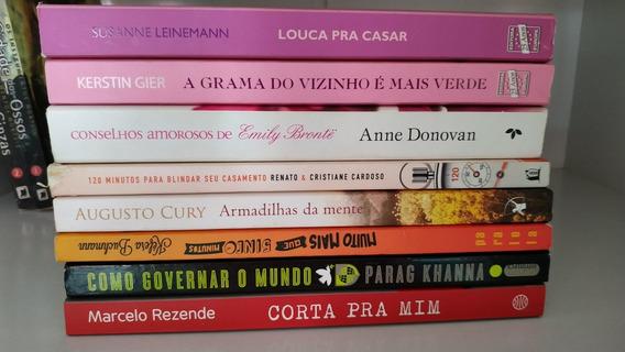 Lote 18 Livros Diversos