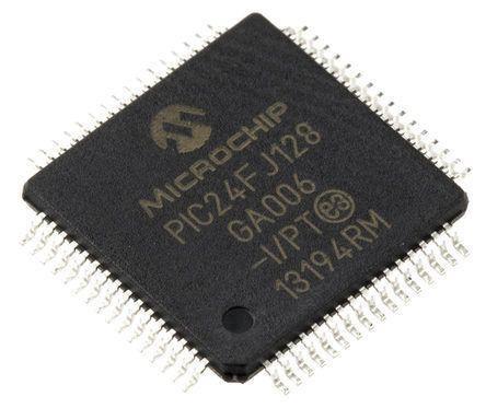 Microcontrolador Pic24fj128gb206 - I/pt
