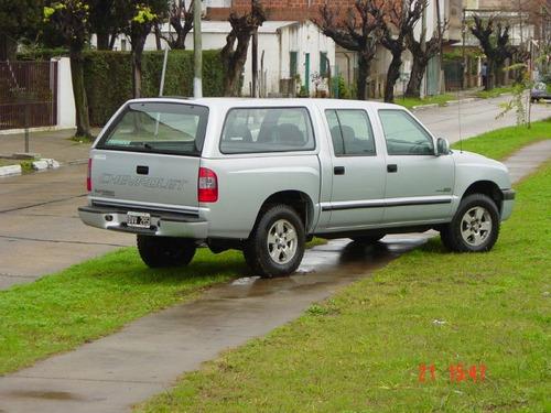 Imagen 1 de 5 de Cúpula Tronador Chevrolet S10 98/2011 Ventanas De Correr