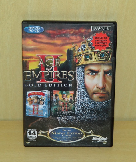 Age Of Empires Ii 2 - Gold Edition - Pc