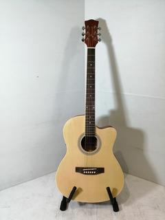 Guitarra Electroacústica 39 Pulgadas Mate Envio Gratis