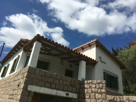 Casa Alquiler Capilla Del Monte A 8 Km De Capilla, Cordoba