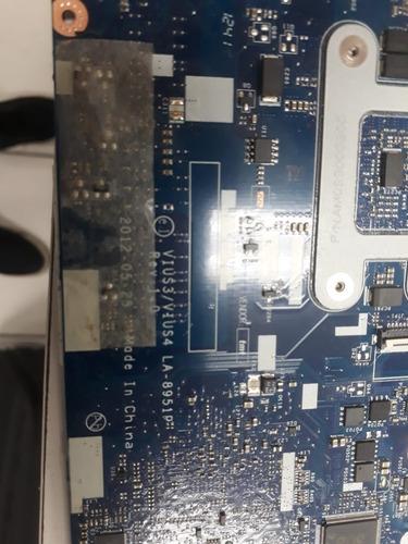 Imagem 1 de 3 de Placa Mae Notebook Lenovo S400 Core I5 La-8951p