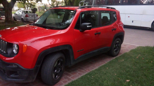 Jeep Renegade 1.8 Sport At 6