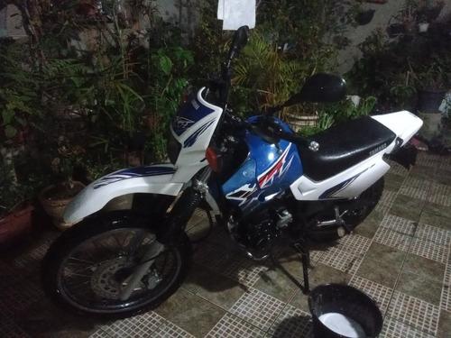 Xt 600 E Yamaha Azul 98