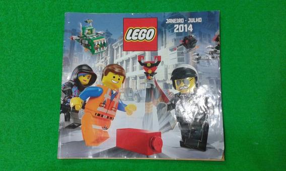 Revista Lego Janeiro A Julho 2014 - Tenho Peças Também
