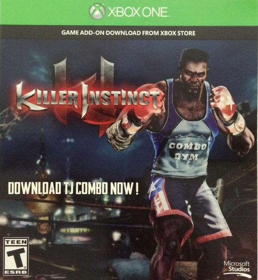 Dlc Killer Instinct - Xbox One
