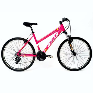 Bicicleta Rally Mistral 21 Vel Shimano Rod 26 Cuotas Dama O1
