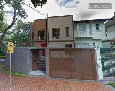 Sobrado Residencial À Venda, Jardim Vila Mariana, São Paulo. - So0193