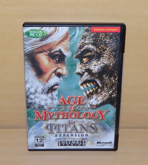 Age Of Mythology - The Titans - Lacrado - Pc