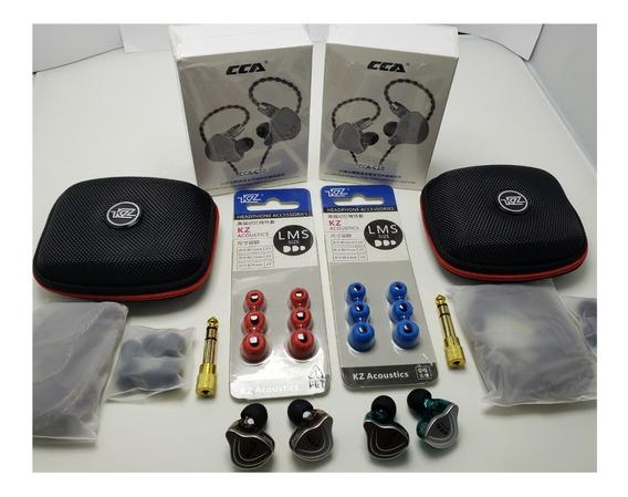 Zs10 Melhorado - Cca - 10 Drives + Kit Memória + Estojo